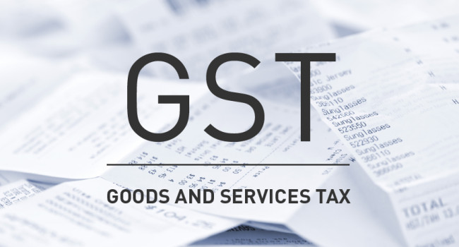 6% GST Declare